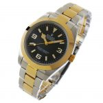 5 Abbildung zum Produkt Rolex Explorer - Edelstahl Gelbgold 36mm
