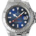 Product:Rolex Yacht-Master 40 - Blau 40mm